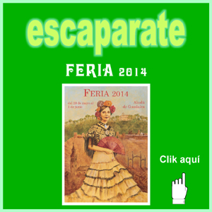 Feria Revista Escaparate 2014