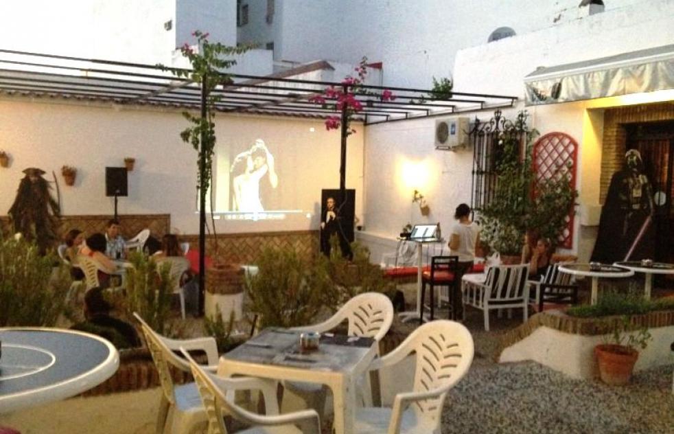 Noches de cine al fresco en la terraza de don vito for Cine las terrazas